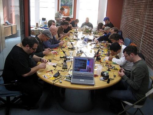 BrainMachineWorkshop Is it a Hackerspace, Makerspace, TechShop, or FabLab?