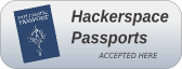 Hackerspace Passports accepted here