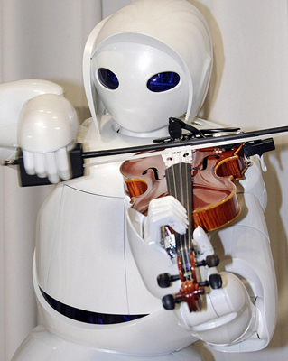 File:Violin playing robot.jpg