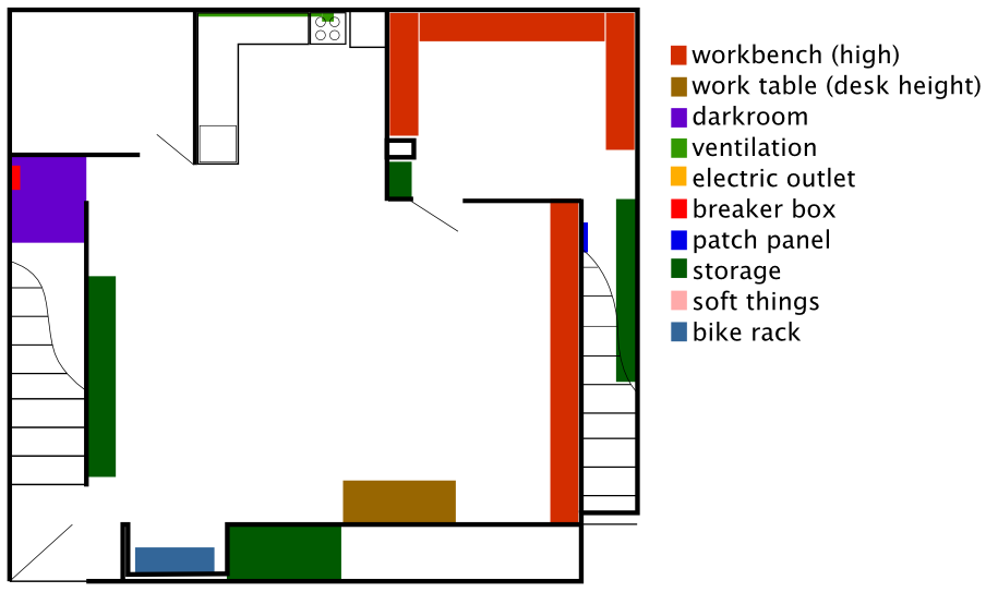 Bad approximation at first floor space allocation
