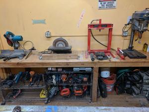 Resources Shop Noisebridge