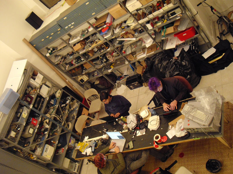 File:Noisebridge at night.jpg